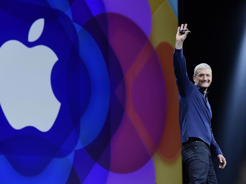 Apple's Reinvention as a Services Company Starts for Real Monday