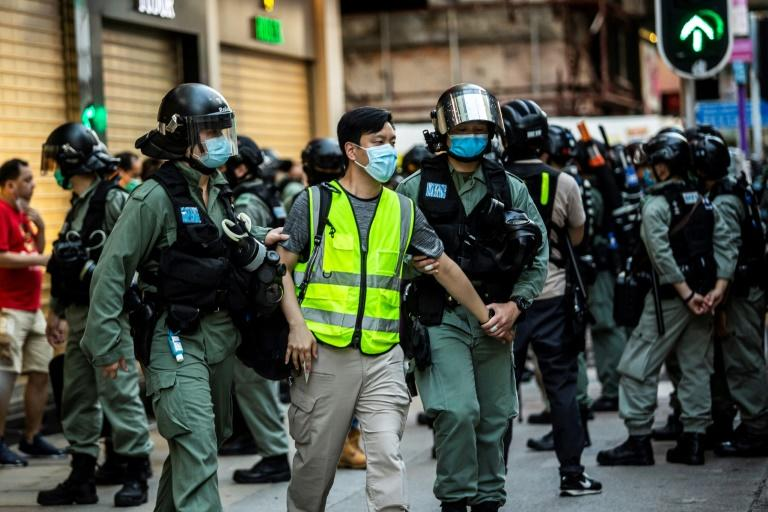 China Enacts Security Law, Asserting Control Over Hong Kong