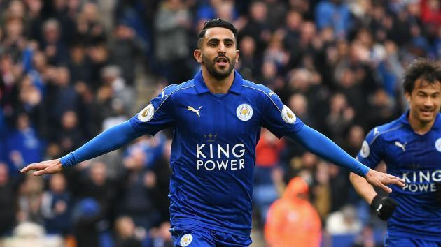 <p>Roma eye Mahrez as Salah replacement</p>