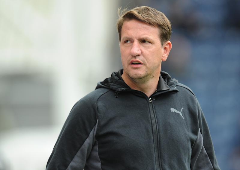 PRESTON, ENGLAND - OCTOBER 05: Barnsley manager Daniel Stendel during the Sky Bet Championship match between Preston North End and Barnsley at Deepdale on October 5, 2019 in Preston, England. (Photo by Kevin Barnes - CameraSport via Getty Images)