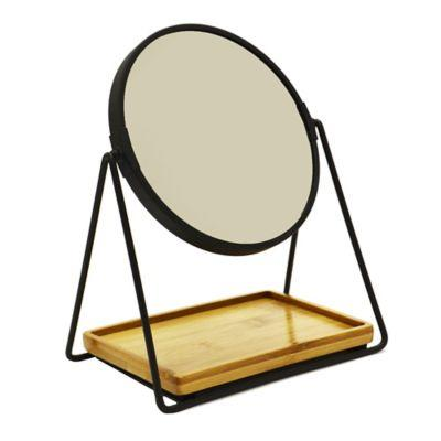 """<h3><a href=""""https://www.bedbathandbeyond.com/store/product/robely-ryu-vanity-mirror-with-accessory-tray-in-black/5239101"""" rel=""""nofollow noopener"""" target=""""_blank"""" data-ylk=""""slk:Robely Ryu Vanity Mirror With Accessory Tray"""" class=""""link rapid-noclick-resp"""">Robely Ryu Vanity Mirror With Accessory Tray</a> </h3><br><br>The small, chic, and portable vanity of our home decor dreams.<br><br><strong>Robely Ryu</strong> Vanity Mirror with Accessory Tray in Black, $, available at <a href=""""https://www.bedbathandbeyond.com/store/product/robely-ryu-vanity-mirror-with-accessory-tray-in-black/5239101"""" rel=""""nofollow noopener"""" target=""""_blank"""" data-ylk=""""slk:Bed Bath & Beyond"""" class=""""link rapid-noclick-resp"""">Bed Bath & Beyond</a>"""