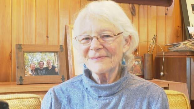 Peopls like Jean Reed in the Upper St. John River Valley area can't get answers about why Woodstock ophthalmologist River Kattan's contract was not renewed. (Mrinali Anchan/CBC - image credit)