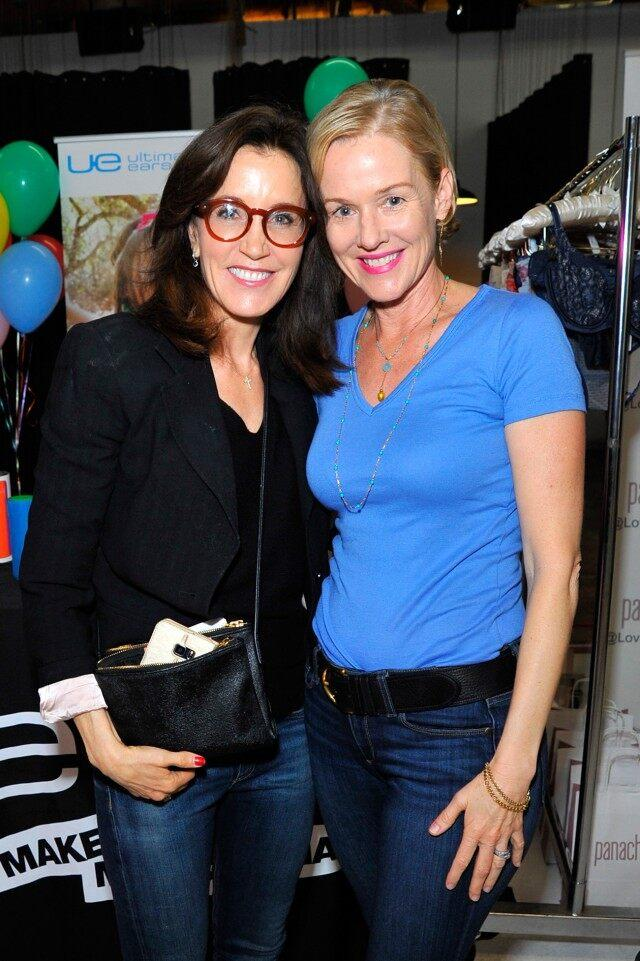 Felicity Huffman and Penelope Ann Miller