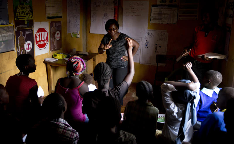 Africa AIDS Complacency Fears