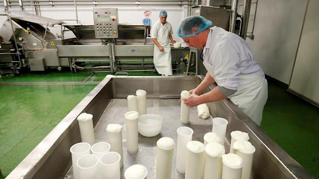 Jody now owns Laverstoke Park Farm in Hampshire, where he produces mozzarella cheese.