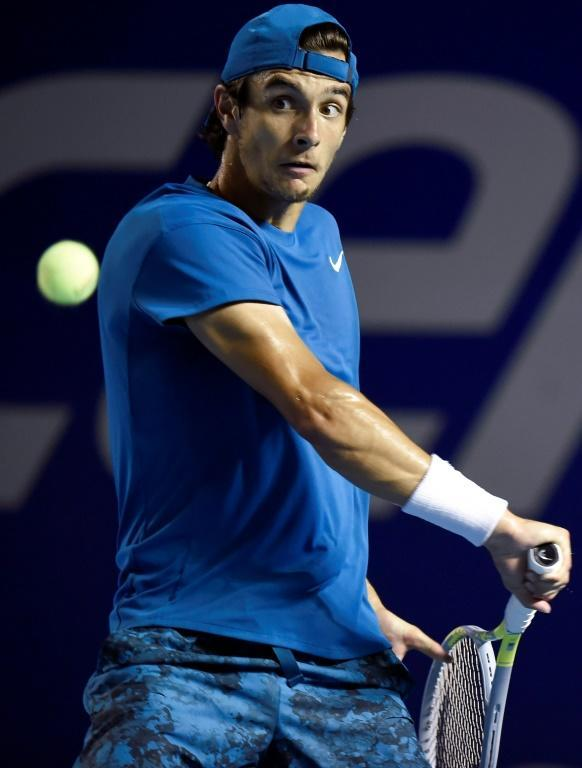 Italy's Lorenzo Musetti, 19, is the youngest player in the ATP top 100.