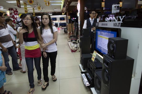 Even though the Vietnamese government has prevented access to certain websites and monitors the usage and has cyber users imprisoned, Vietnam tops the list by a whopping 81 percent using social media for purchase decisions. The government has also cracked down on journalists and bloggers for being critical.<p>Photo: Getty Images</p>