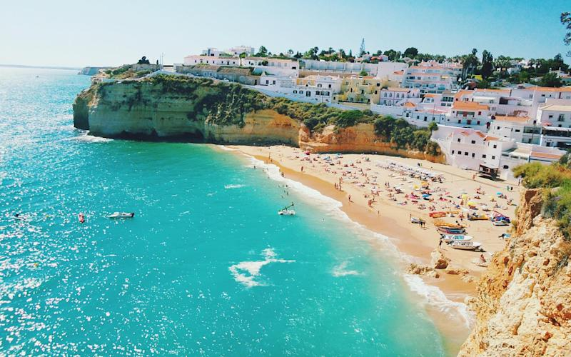 Algarve - Getty