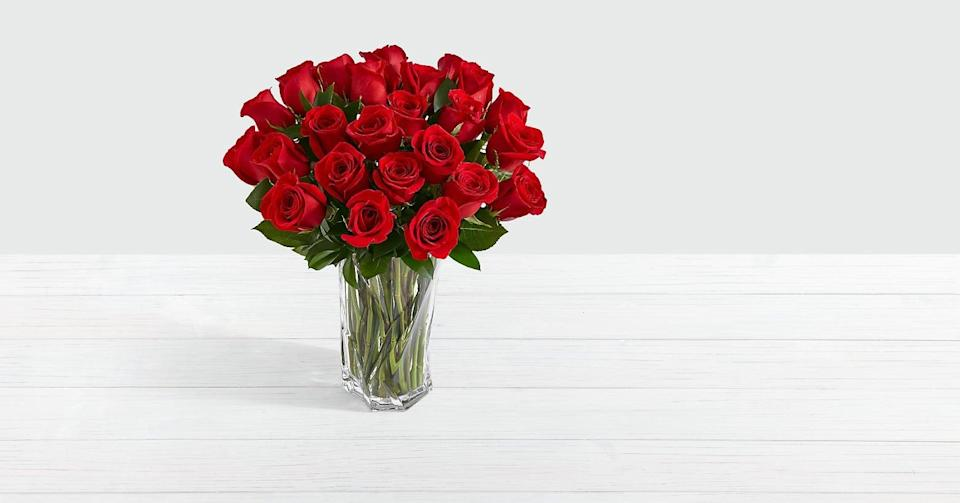 """<p>These bold and beautiful <a href=""""https://www.popsugar.com/buy/Two-Dozen-Long-Stemmed-Red-Roses-444268?p_name=Two%20Dozen%20Long%20Stemmed%20Red%20Roses&retailer=proflowers.com&pid=444268&price=73&evar1=casa%3Aus&evar9=46127505&evar98=https%3A%2F%2Fwww.popsugar.com%2Fhome%2Fphoto-gallery%2F46127505%2Fimage%2F46128446%2FTwo-Dozen-Long-Stemmed-Red-Roses&list1=shopping%2Cgift%20guide%2Cflowers%2Chouse%20plants%2Cplants%2Cmothers%20day%2Cgifts%20for%20women&prop13=api&pdata=1"""" class=""""link rapid-noclick-resp"""" rel=""""nofollow noopener"""" target=""""_blank"""" data-ylk=""""slk:Two Dozen Long Stemmed Red Roses"""">Two Dozen Long Stemmed Red Roses</a> ($73) will have Mom swooning.</p>"""