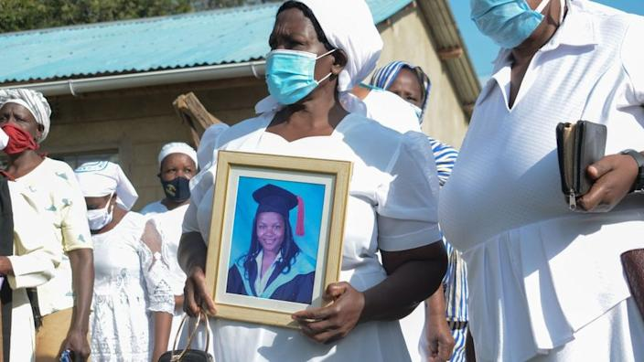 Grace Lugaliki was the first doctor to die from Covid-19 in Kenya