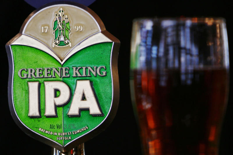 UK Brewer Greene King Agrees To €5bn Hong Kong Offer