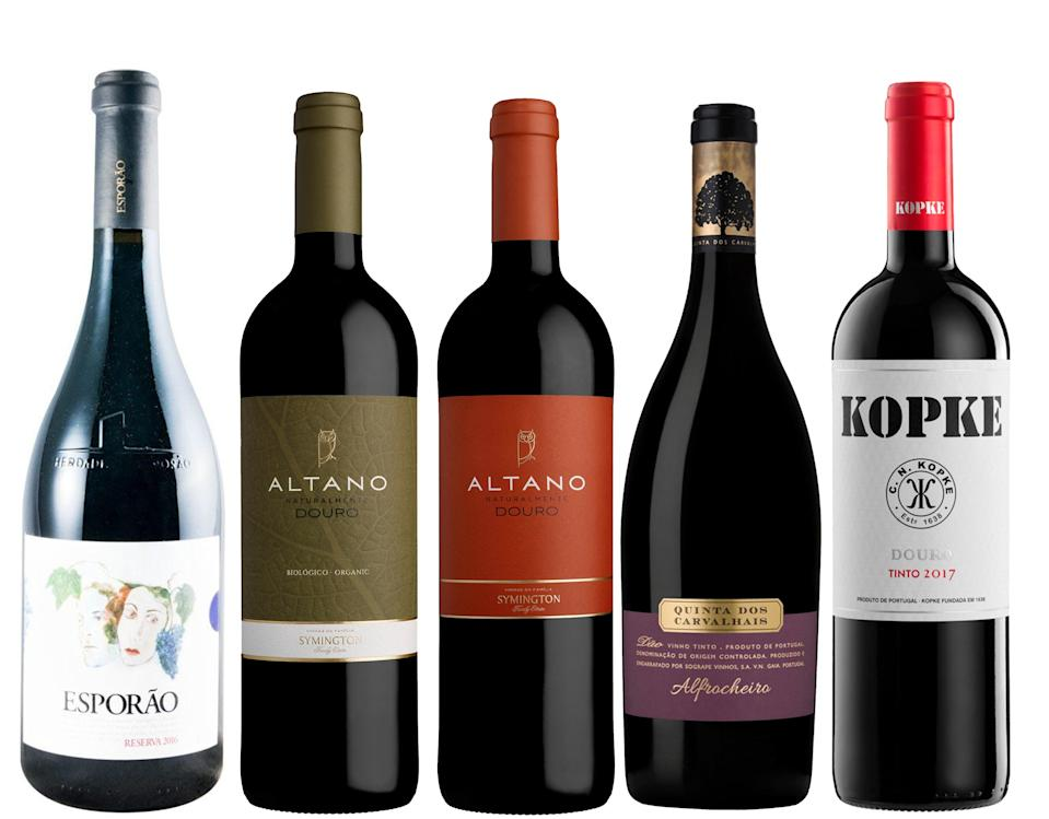 All of this week's wines aremade for chill autumn nights and big casseroles (The Independent)
