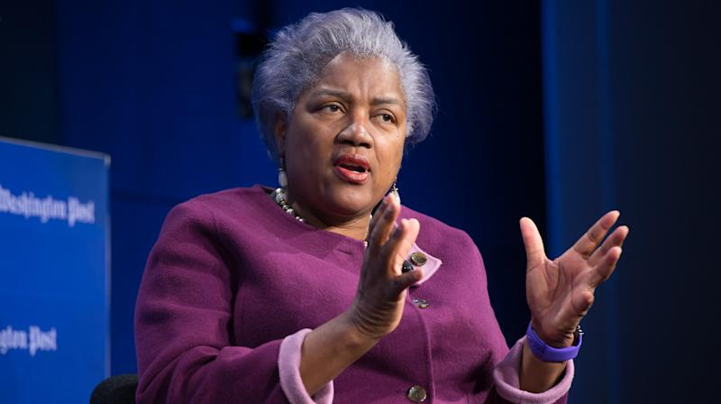 Donna Brazile Wants To Move On From 2016 Drama And Talk About Hacking