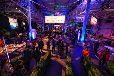 On January 5th, 2020 Giants Enterprises hosted Opening Night Reception for the prestigious PCMA Convening Leaders 2020 Conference in one their largest and most flexible venues–Pier 48. Photo by: EPNAC