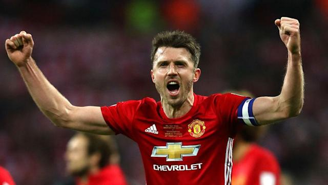 Manchester United midfielder Michael Carrick is set to prolong his career with the club for at least one further year, according to the Daily Mail. The veteran has now spent 11 years at United after making the move from Tottenham back in 2006, making 305 league appearances for the Red Devils in the process. The Englishman looked to be on his way out earlier in the season when he was finding it difficult to break into the starting eleven but has grown in importance as the campaign has gone...