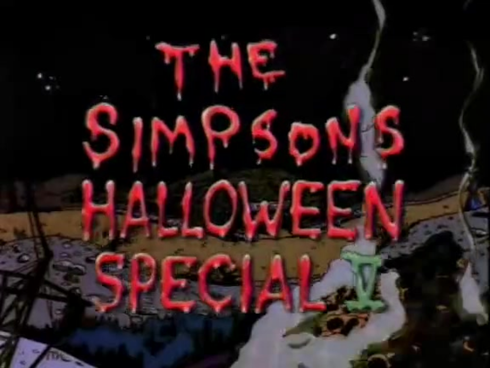 """<p>In the world of TV holiday specials, no TV show has made quite as much of an impact at <em>The Simpsons</em>. While the show has, to date, aired 30 of its Treehouse of Horror episodes, """"Treehouse of Horror V"""" is arguably the best among them. From the show's sixth season, this episodes features some of the show's most iconic Halloween segments including """"Time and Punishment"""" (in which Homer accidentally alters the course of history with a time-traveling toaster), """"The Shinning"""" (the show's spoof on <em>The Shining</em>), and """"Nightmare Cafeteria"""" (in which school officials find an innovative—and filling—way to clear out crowded detention halls). </p><p><a class=""""link rapid-noclick-resp"""" href=""""https://go.redirectingat.com?id=74968X1596630&url=https%3A%2F%2Fwww.disneyplus.com%2F&sref=https%3A%2F%2Fwww.redbookmag.com%2Fabout%2Fg34171638%2Fbest-halloween-tv-shows-episodes%2F"""" rel=""""nofollow noopener"""" target=""""_blank"""" data-ylk=""""slk:Watch now"""">Watch now</a></p>"""