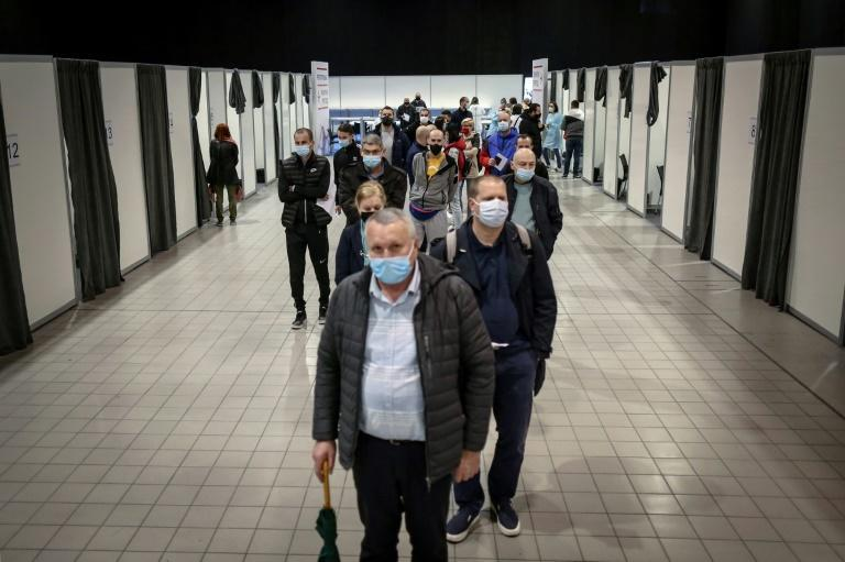 In Serbia, the government is desperately trying to convince people to be vaccinated