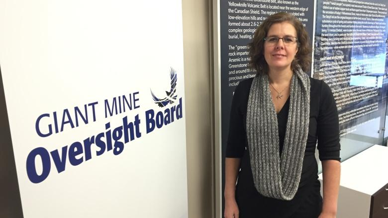 'Nobody's taking responsibility': Board says gov'ts must address Yellowknife's arsenic problem