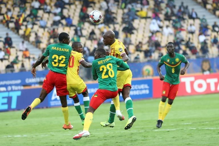Cameroon kicked off the African Nations Championships against Zimbabwe and a backdrop of separatist violence