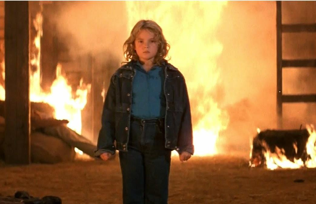 <p>Carpenter had been all set to direct this Stephen King adaptation, starring Drew Barrymore as a pyrokinetic child, but was sacked after 'The Thing' flopped. Director Mark L Lester took over. Ironically, Carpenter's next film would be another King adaptation, 'Christine.' (Picture credit: Universal) </p>