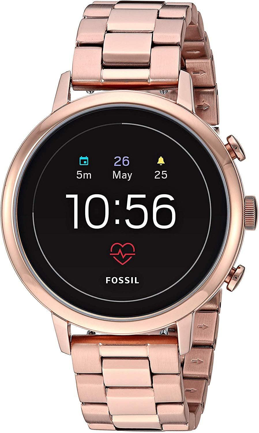 <p>This <span>Fossil Women's Gen 4 Venture HR Heart Rate Watch</span> ($179) is functional yet stylish.</p>