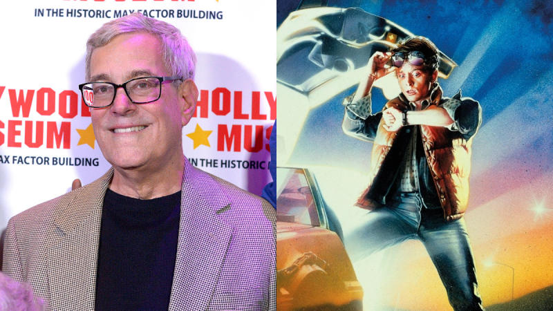 'Back to the Future' co-writer Bob Gale has dismissed the persistent rumours of a sequel or reboot. (Credit: Michael Tullberg/Getty Images/Universal)