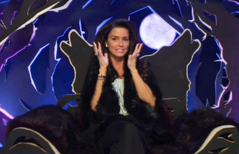 Unbeknown to many 'CBB' viewers, one of Katie Price's conditions for signing up for the show was that she be allowed to get her hair done professionally in the diary room.<br /><br />This was later revealed in the press, and confirmed by second place contestant, Katie Hopkins.<br /><br />Still, say what you want, but her hair did look great.