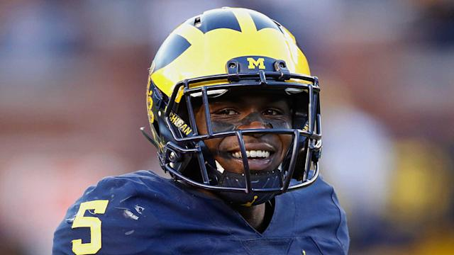 Cleveland landed a football player in Jabrill Peppers, a somewhat risky first-round pick that could pay off later.