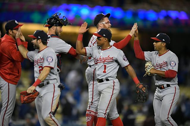 The Washington Nationals are 15-22 so far this season. Getty Images)