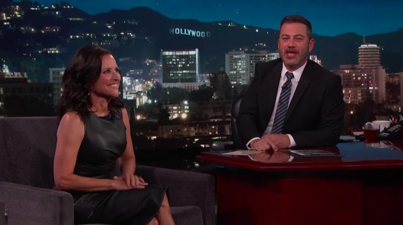 Julia Louis-Dreyfus: Williamson's Reference to