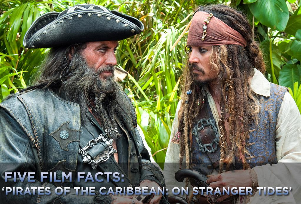 """Captain Jack Sparrow is unfurling his sails for a fourth time this weekend in """"<a href=""""http://movies.yahoo.com/movie/1809791042/info"""">Pirates of the Caribbean: On Stranger Tides</a>."""" The movie brings back several characters from the original trilogy, but it tells a standalone story about Jack's quest for the Fountain of Youth. And it's different from the earlier movies in that it weaves in real historical figures as characters. But it does play around with the dates when those actual people were alive.   In the movie, Ian McShane plays Blackbeard, who was a real pirate -- his given name was Edward Teach -- and commanded the ship """"Queen Anne's Revenge"""" in Caribbean waters. Also depicted in the movie in King George II (played by Richard Griffiths) and his Prime Minister Henry Pelham. But Blackbeard was killed off the coast of North Carolina in 1718, and George II did not take the throne until 1727, nine years later. Plus, Pelham was not in office until 1743, 25 years after Blackbeard's death.   Still, you can't really fault a movie that has zombies, mermaids, and hero who was once eaten by a sea monster for not sticking closely to the historical record. Click ahead to read more tidbits about """"On Stranger Tides.""""   <a href=""""http://movies.yahoo.com/feature/pirates-caribbean-on-stranger-tides.html?showVideo=1#belowNav"""">See an exclusive behind-the-scenes video >></a>"""