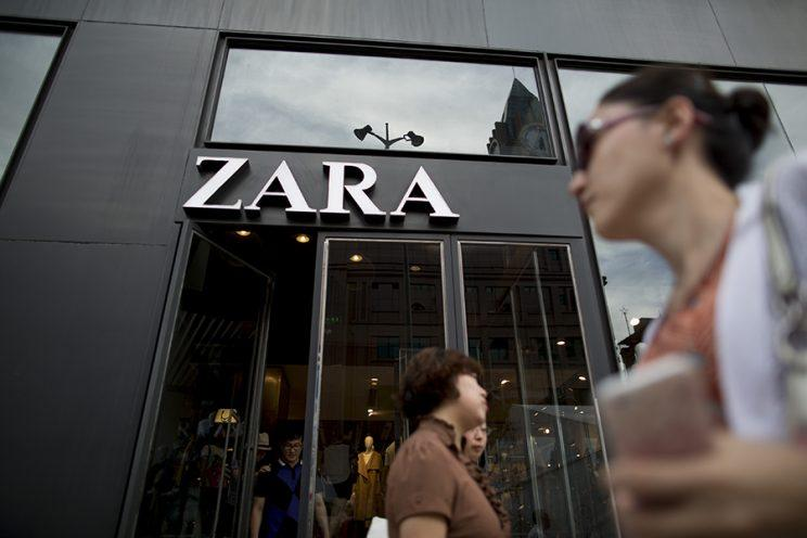 Zara is a multi-billion-dollar company with stores worldwide. (Photo: Getty Images)