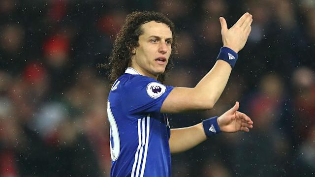 Chelsea's 2-1 win over Stoke City extended their lead at the summit of the Premier League, but David Luiz feels they could still be caught.