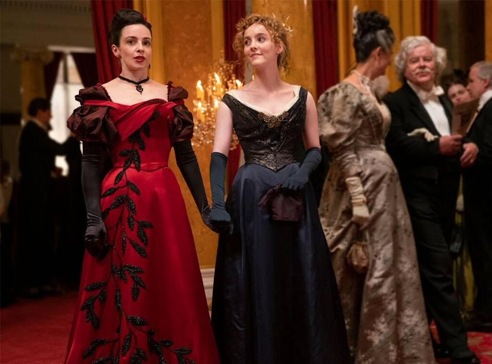The Nevers, HBO, Cast