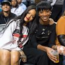 """<p>Melissa Forde may be the only person on Earth who knows where RiRi's new album is (please tell us!). She's been longtime friends with the singer and Savage X Fenty designer—like, two-decades long. In a 2015 <em><a href=""""https://www.nytimes.com/2015/10/12/t-magazine/rihanna-miranda-july-interview.html"""" rel=""""nofollow noopener"""" target=""""_blank"""" data-ylk=""""slk:New York Times"""" class=""""link rapid-noclick-resp"""">New York Times</a> </em>profile of Rihanna, an Uber driver even told the reporter that he thinks Melissa and Rihanna """"are the best celebrity friends"""" out there. </p>"""