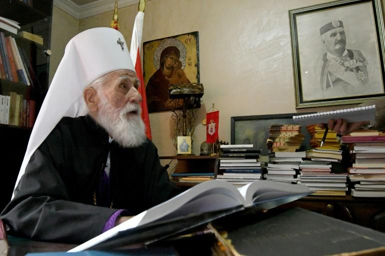 The leader of the Montenegrin church, Bishop Mihajlo Dedeic, is hoping for a 'compromise'