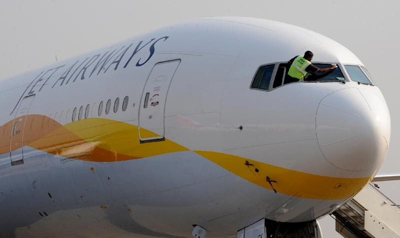 Jet Airways, India's number two carrier by market share, says it has been badly hit by fluctuating global crude prices, a weak rupee and fierce competition from budget rivals