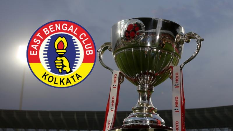 East Bengal ISL trophy