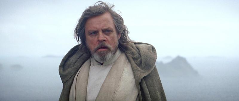 It's finally here: the first teaser trailer for Star Wars: The Last Jedi. With it came a new movie poster and official photos, as well as plenty of feelings from the internet.