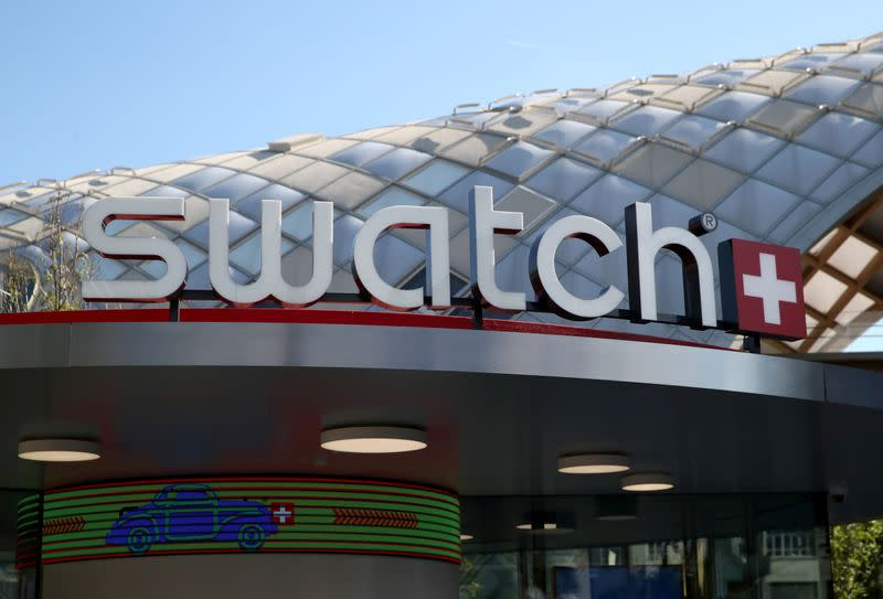 Swatch threatens to seek damages over Swiss antitrust agency's measures