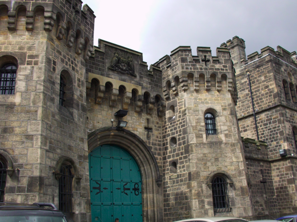 <em>Deane was found dead in his cell at HMP Leeds (Wikipedia)</em>