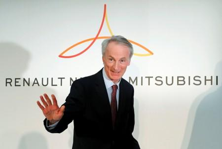 Renault's Senard expects Nissan's new board to embrace alliance