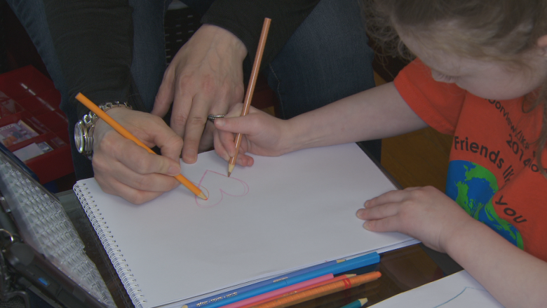Parents upset one-of-a-kind integrated program for kids with disabilities suspended