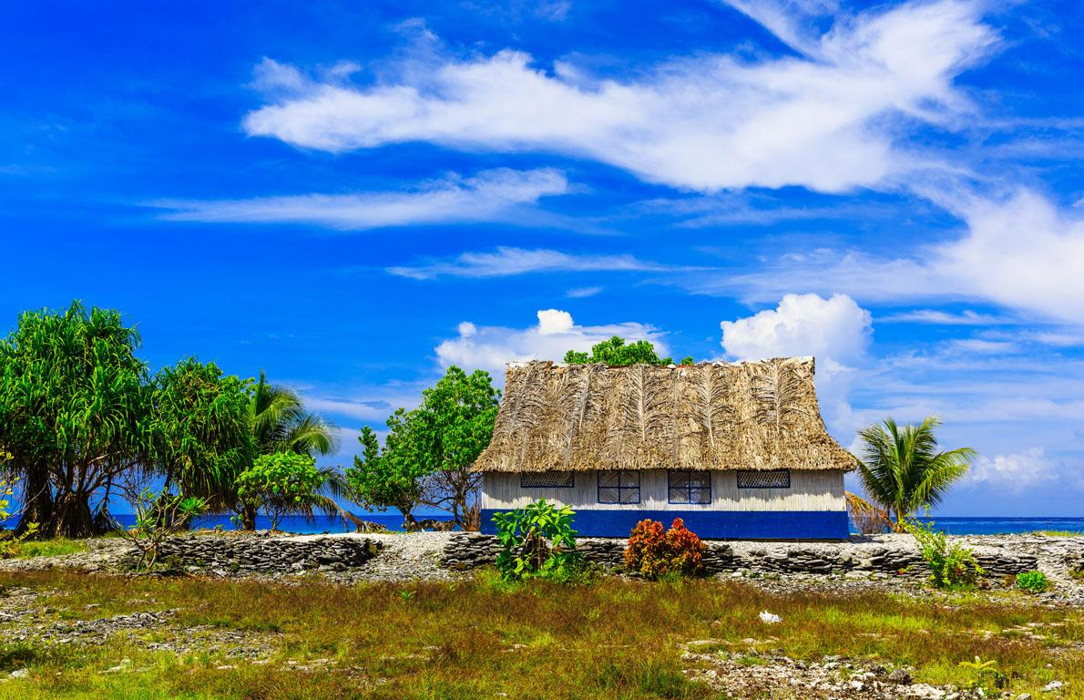 "<p>In the past, the health problems of Kiribati (an island republic in the Central Pacific) mostly stemmed from consumption of undercooked seafood, improper <a rel=""nofollow"" href=""http://www.thedailymeal.com/cook/top-26-best-food-storage-containers""><strong>food storage</strong></a> facilities, and bacterial contamination of fresh water. The solution? Replacing these foods and drinks with packaged and sealed items. Although this seemed like a good idea at first, it actually caused even more health issues, as the new <a rel=""nofollow"" href=""http://www.thedailymeal.com/free-tagging-cuisine/processed-foods""><strong>processed, high-calorie food</strong></a> shocked the local diets and caused the weight of residents to soar, leaving them with a current overweight/obesity rate of 79.1 percent. Kiribati residents also live notoriously sedentary lifestyles — and over half the population smokes.</p><p><a rel=""nofollow"" href=""http://www.thedailymeal.com/healthy-eating/if-you-really-took-all-processed-foods-out-your-diet-what-could-you-eat""><strong>What would happen if you took all the processed foods out of your diet? Click here to find out.</strong></a></p>"