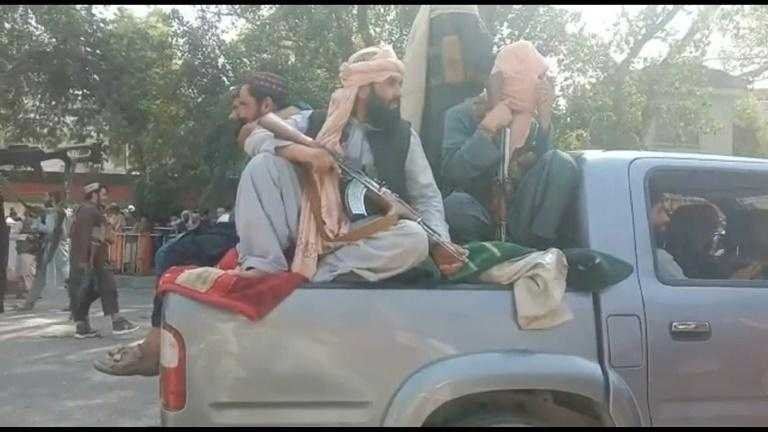 Taliban on the brink of total victory in Afghanistan