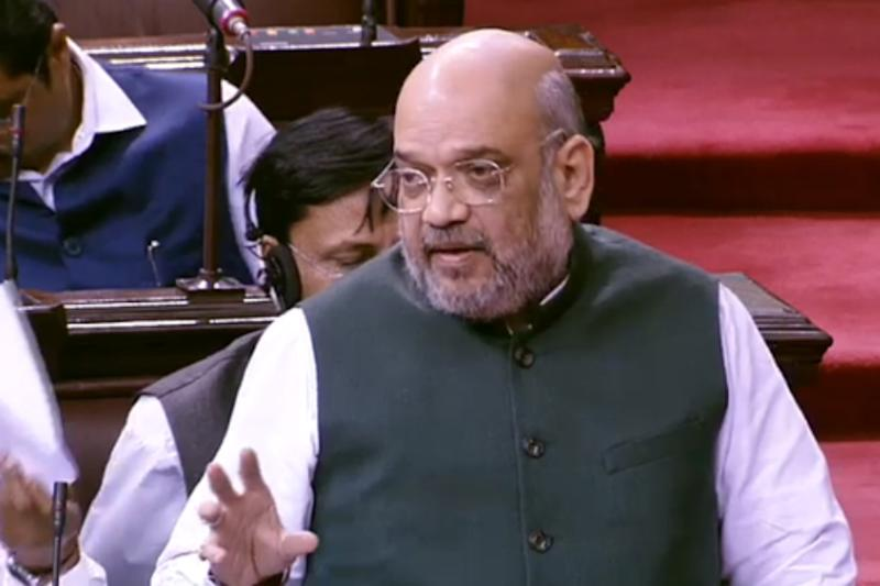 'Congress Kept Sheikh Abdullah in Jail for 11 Years': Amit Shah's Dig at Oppn Over Detained J&K Leaders