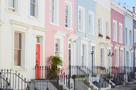 Notting Hill is like catnip for influencers (Getty/iStock)