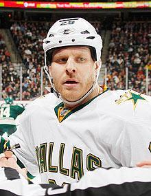 Dallas agitator Steve Ott leads the second tier of impact players who could be changing addresses on Monday