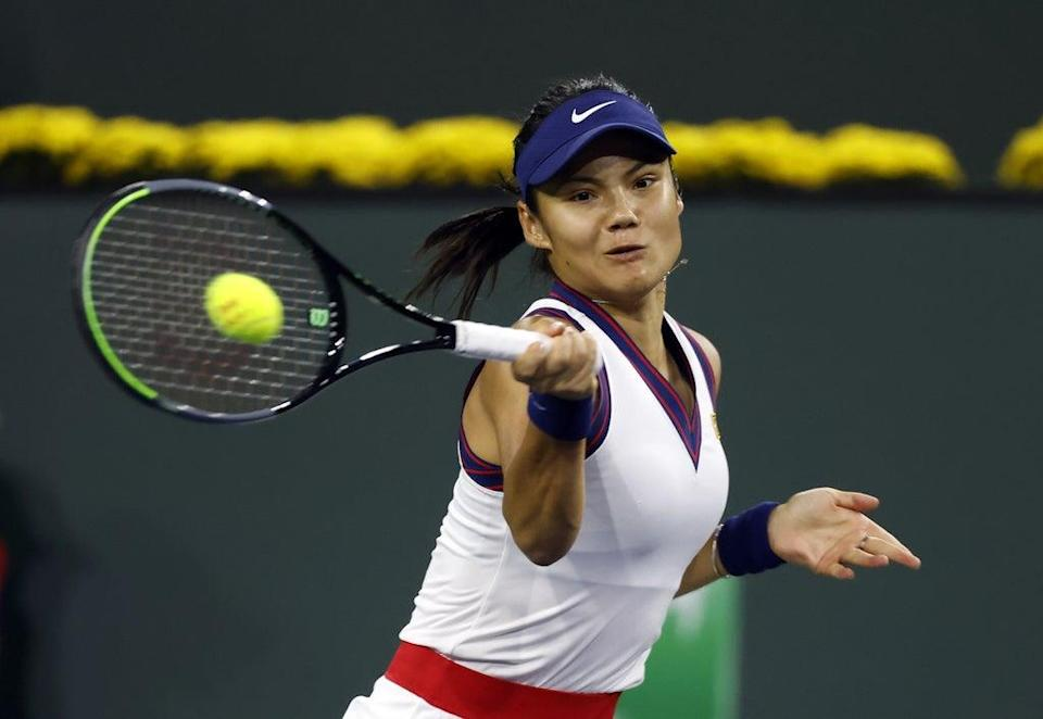 Emma Raducanu fired her coach after the US Open  (PA Media)