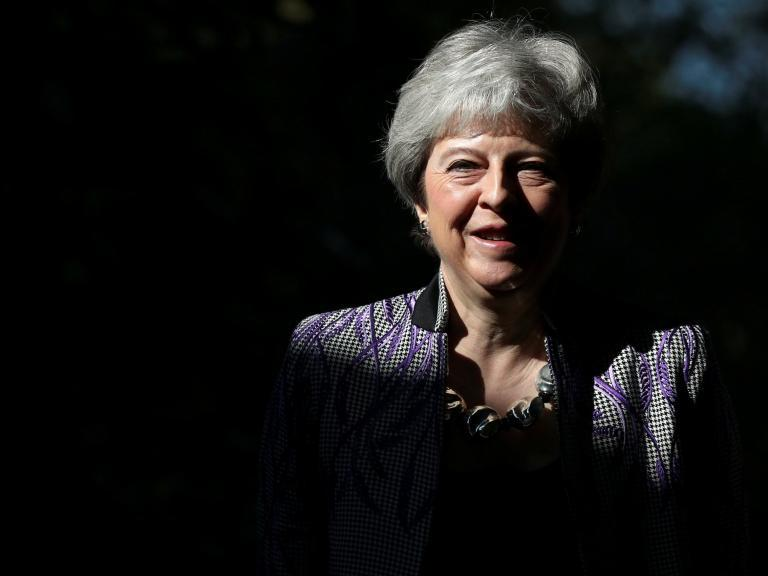 Brexit: Theresa May accuses Labour of dragging its heels in talks to find compromise